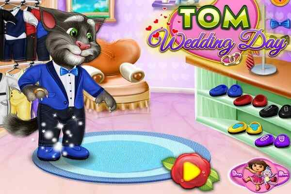 Play Tom Weeding Day
