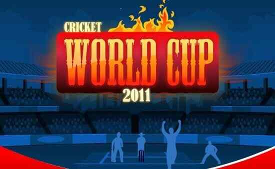 Play Cricket World Cup 2011