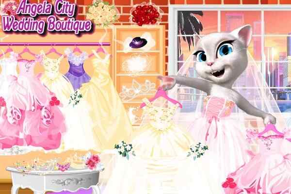 Play Angela City Wedding Boutique