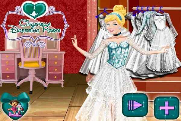 Play Cinderella Shopping