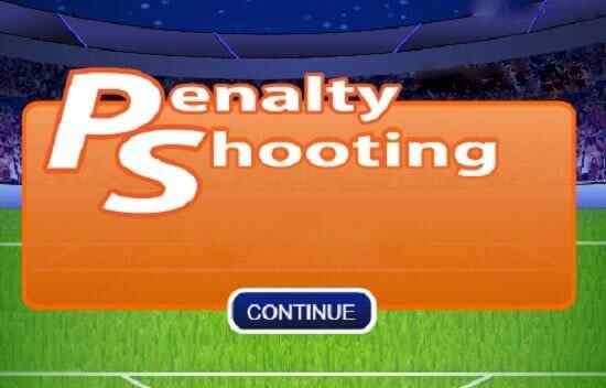 Play Penalty Shooting