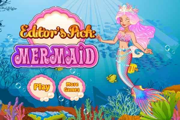 Play Editors Pick Mermaid