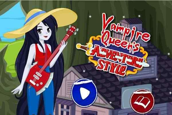 Play Vampire Queens Academy Style