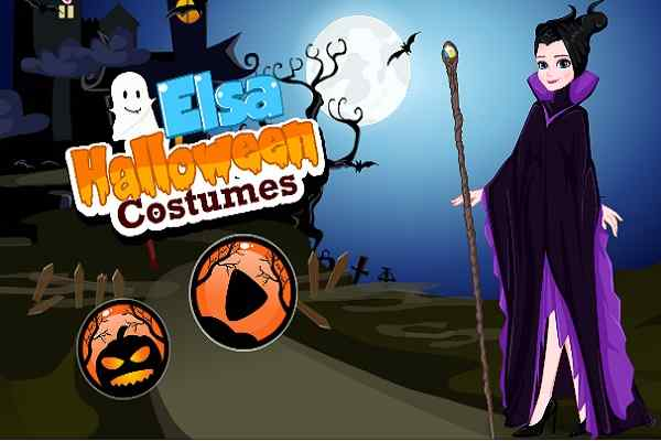 Play Elsa Halloween Costumes