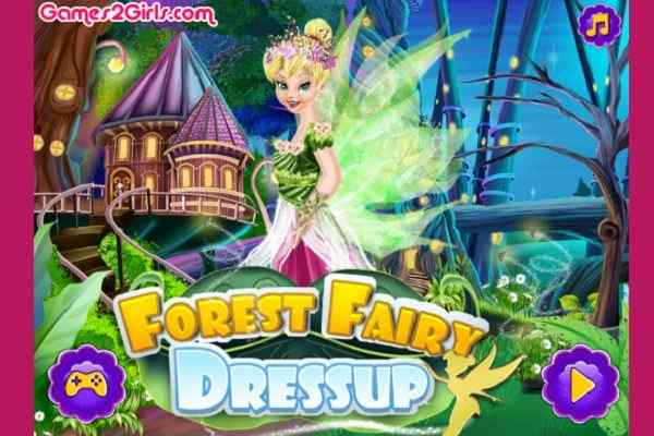 Play Forest Fairy Dressup