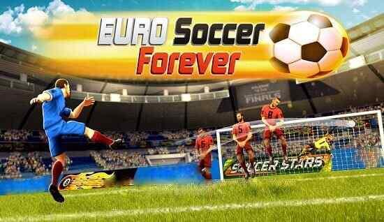 Play Euro Soccer Forever