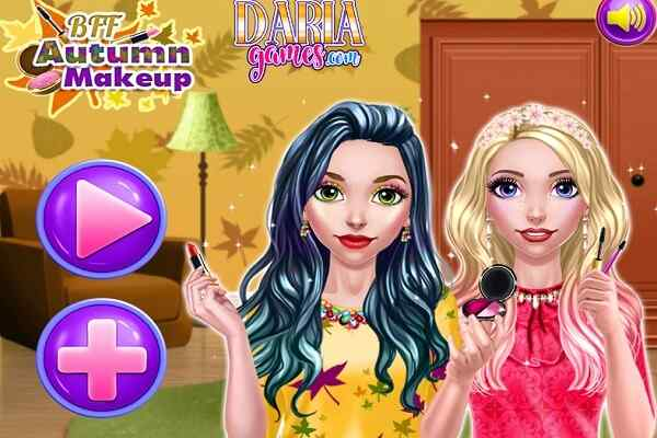 Play BFF Autumn Makeup