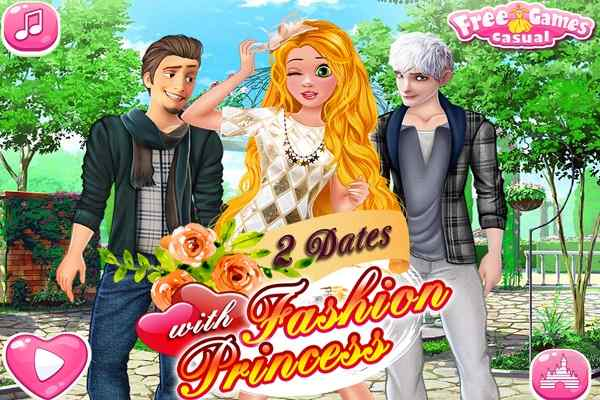 Play 2 Dates with Fashion Princess