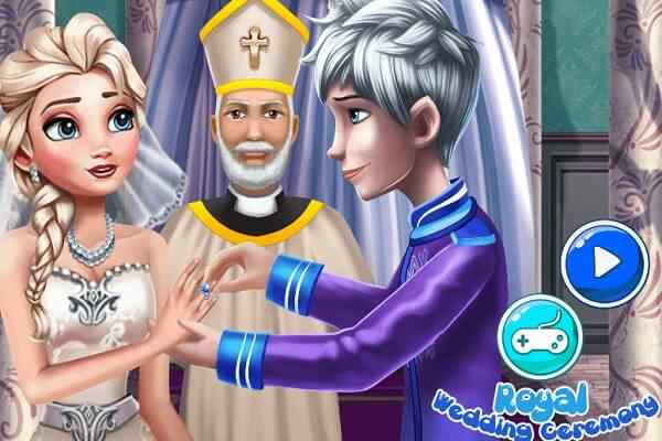 Play Royal Wedding Ceremony
