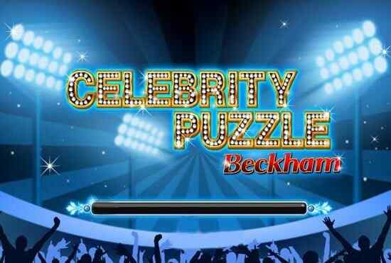 Play Beckham Celebrity Puzzle