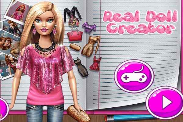 Play Real Doll Creator