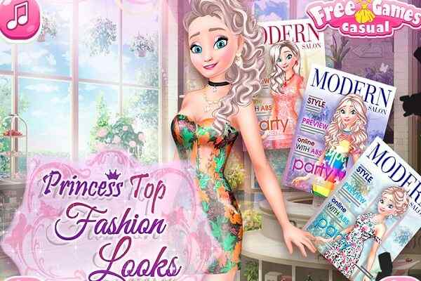 Play Princess Top Fashion Looks