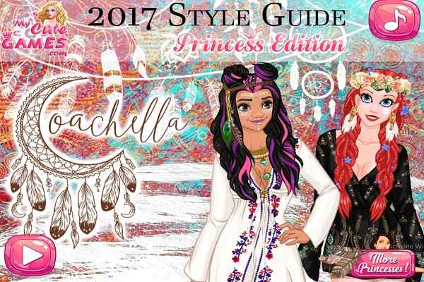 Play Princess Style Guide 2017 Coachella