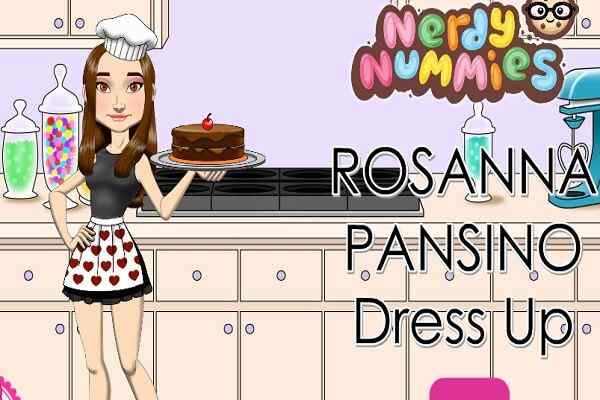 Play Rosanna Pansino Dress Up
