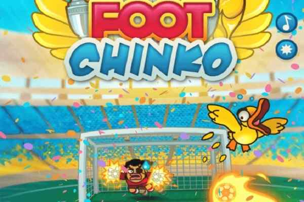 Play Foot Chinko