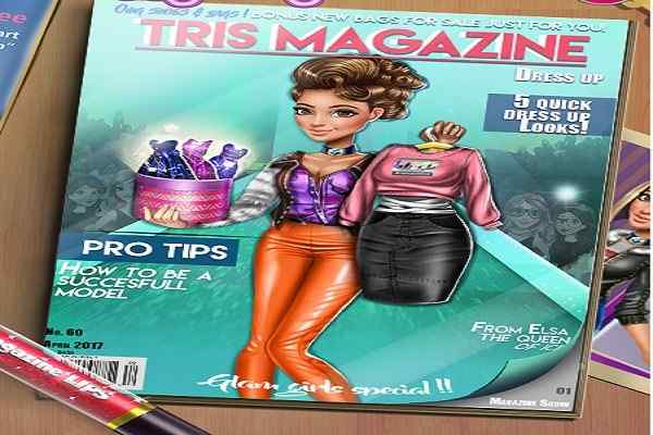 Play Tris Fashion Cover Dress Up