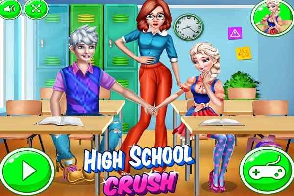 Play High School Crush