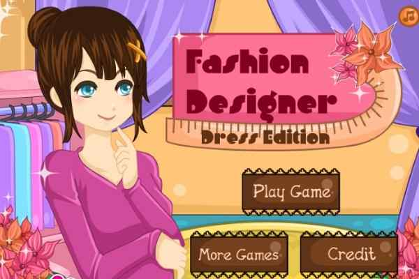 Play Fashion Designer Dress Edition