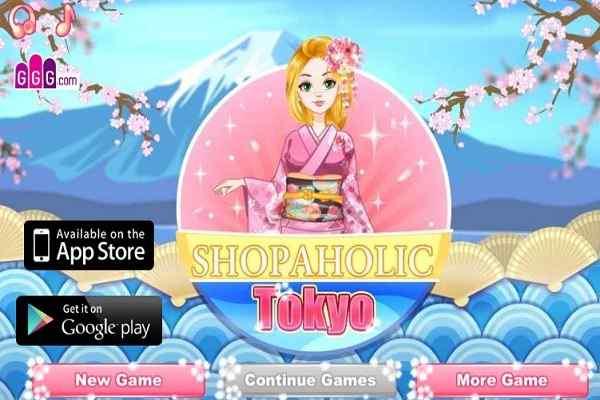 Play Shopaholic Tokyo