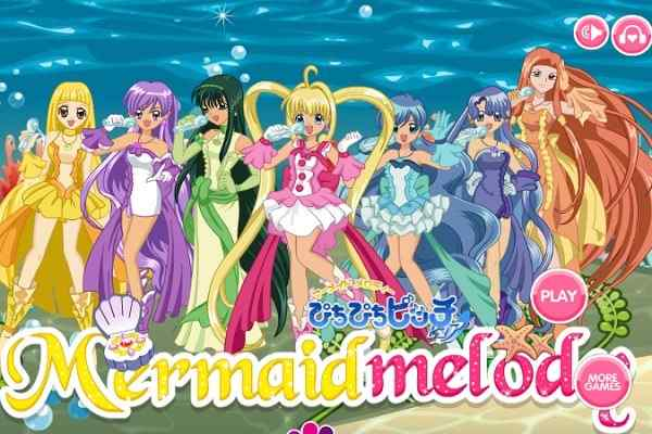 Play Mermaid Melody