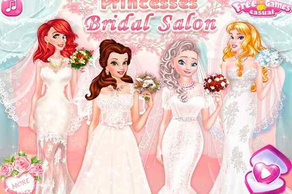 Play Princesses Bridal Salon