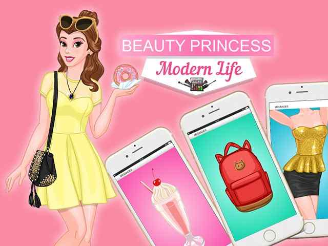 Play Beauty Princess Modern Life