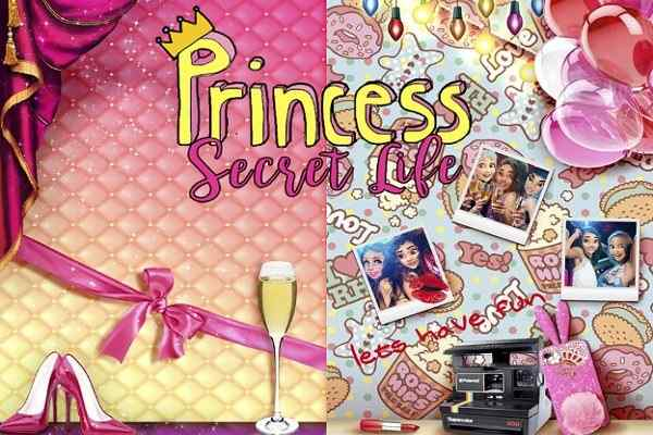 Play Princess Secret Life