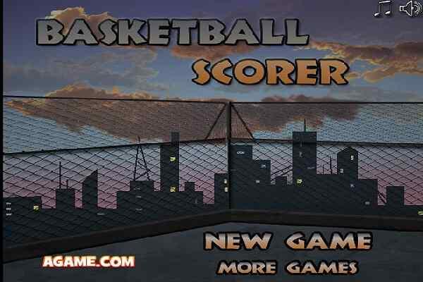 Play Basketball Scorer