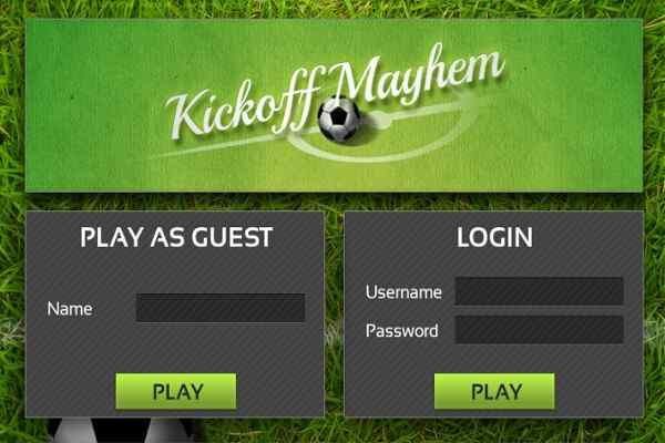 Play Kickoff Mayhem