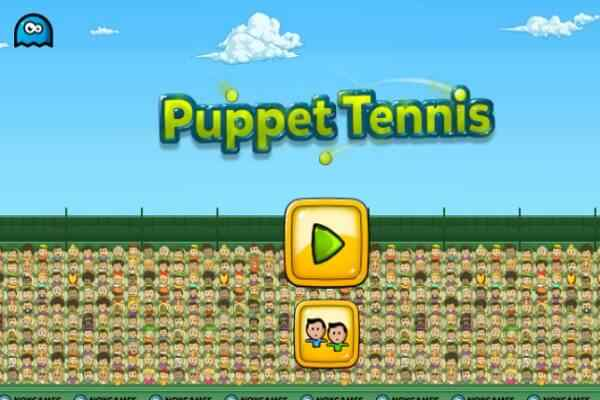 Play Puppet Tennis