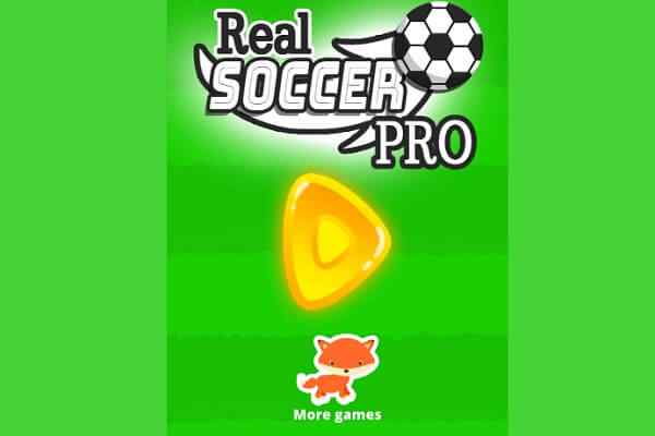 Play Real Soccer Pro