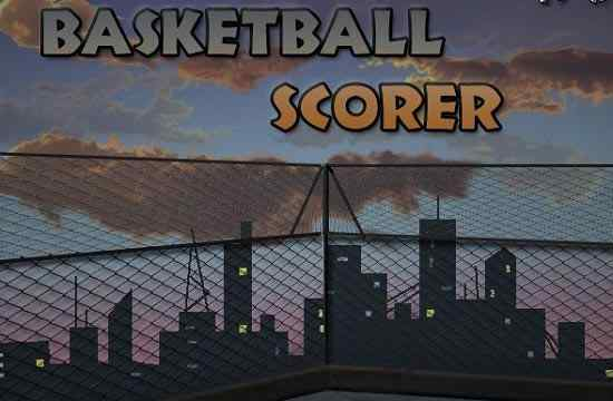 Play Basketball Scorer