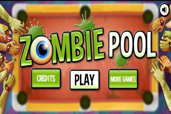 Play Zombie Pool