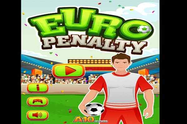Play Euro Penalty 2016