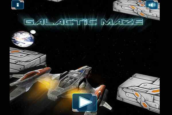 Play The Galactic Maze