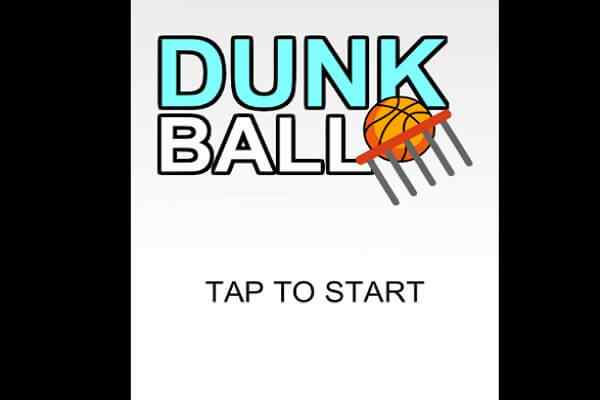 Play Dunk Ball