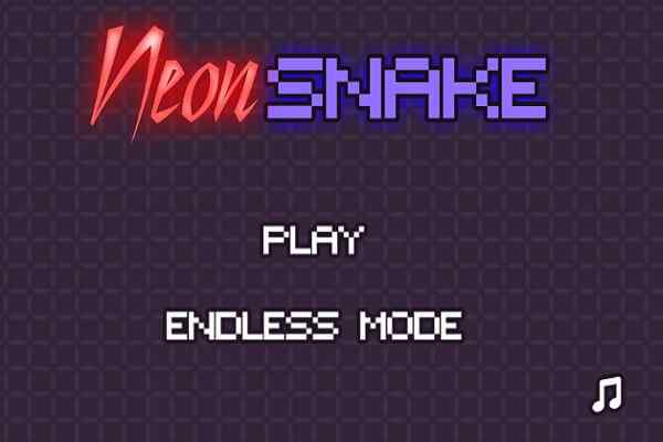 Play Neon Snake