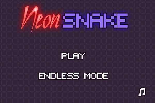 Play Neon Snake