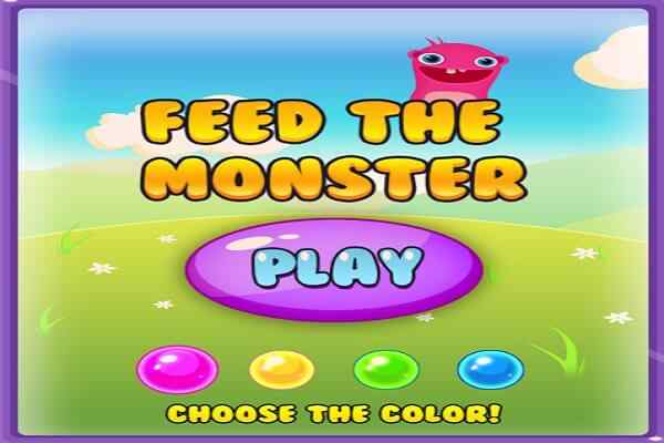 Play Feed The Monster