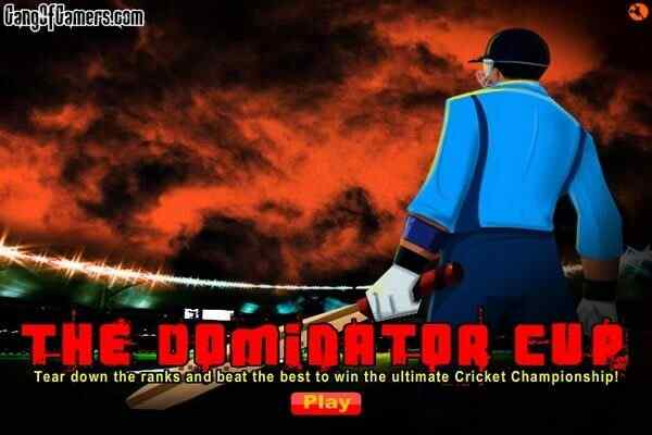 Play The Dominator Cup