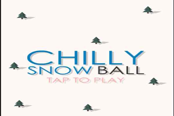 Play Chilly Snow Ball