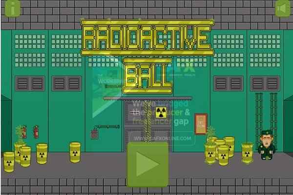 Play The Radioactive Ball
