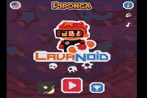 Play LavaNoid