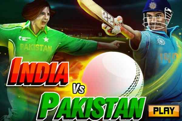 Play India Vs Pakistan