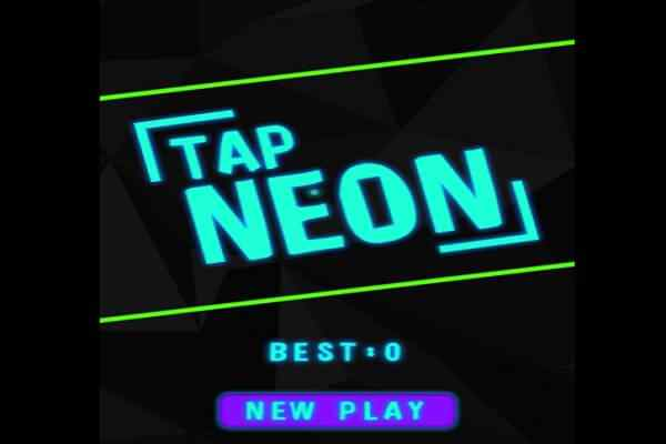 Play Tap Neon
