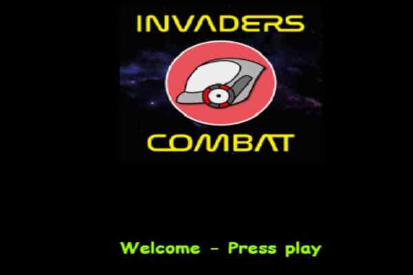 Play Invaders Combat EG