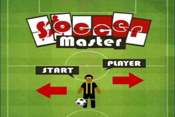 Play Soccer Master