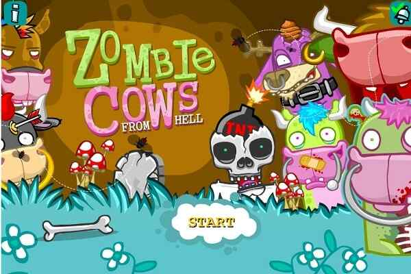 Play Zombie Cows