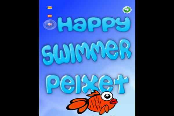 Play Happy Swimmer Peixet