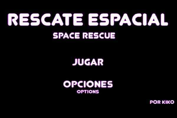 Play Rescue Space